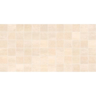 """Daltile CC22MSP  Cape Coast - 12"""" x 24"""" Straight Joint Floor and Wall Mosaic Tile- Stone Visual"""