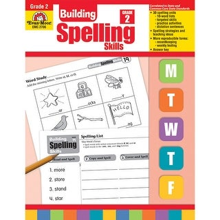 Building Spelling Skills Gr 2