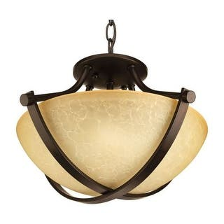 Compact fluorescent cfl miseno ceiling lights for less overstock miseno mlit 8230 sfconv zulli semi flush ceiling fixture convertible aloadofball Image collections
