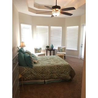 Madison Park Tara Cotton 7-piece Comforter Set Including Euro Sham & Decorative Pillows