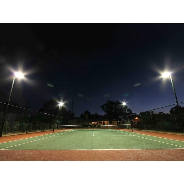 Shop 150w Ultra Bright Led Parking Lot Light With Photocell