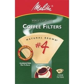Melitta Brown #4 Coffee Filter