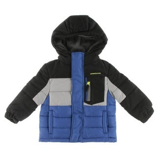 London Fog Coat Colorblock Toddler - 2t