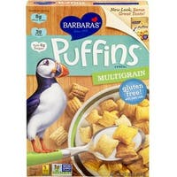 Barbara's Bakery - Puffins Multigrain Cereal ( 12 - 10 OZ)