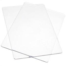 Sizzix Accessories, Standard Cutting Pad 8 3/4 x 6 1/8 Inches, 1 Pair