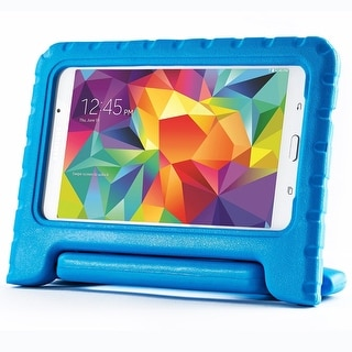 i-Blason-Galaxy Tab 4 7.0 Case-Armorbox Kido Series Lightweight Super Protection Case-Blue