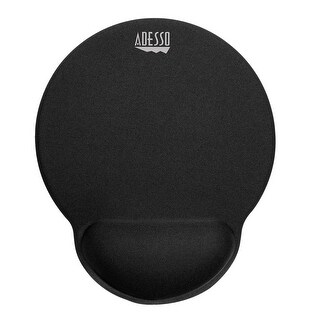 Adesso Truform P200 - Mouse Pad With Wrist Pillow