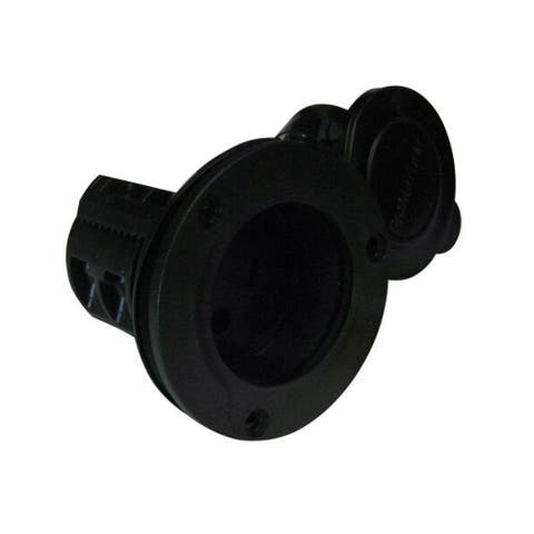 Promariner AC Plug Holder - Black Promariner AC Plug Holder - Black