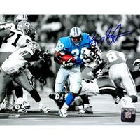 Barry Sanders Detroit Lions Action vs Packers Spotlight 8x10 Photo