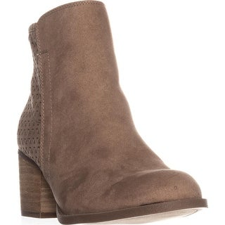 madden girl Fayth Ankle Boots, Sand