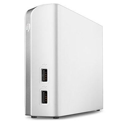 Seagate Stem8000400 Backup Plus 8Tb External Storage Hub For Mac