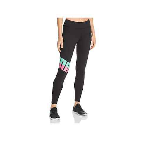 Puma Womens All Me Athletic Leggings Ankle Fitness