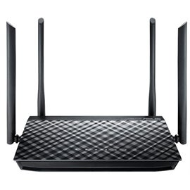 ASUS Networking RT-AC1200G AC1200 Dual-Band Wi-Fi Router with 4x5dBi Antennas Retail