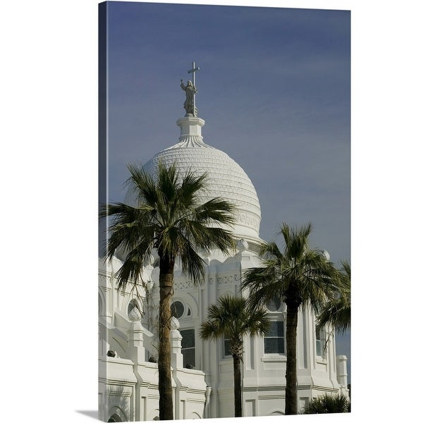 Shop Premium Thick-Wrap Canvas entitled Low angle view of a