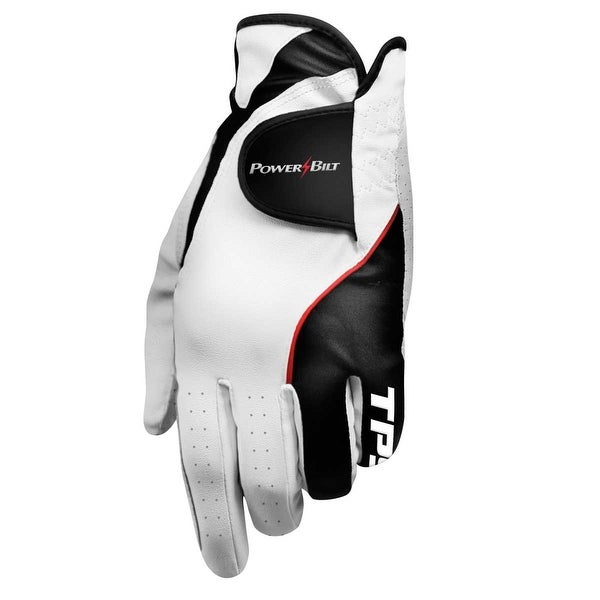 Powerbilt TPS Cabretta Tour Golf Glove - Mens LH Extra Large