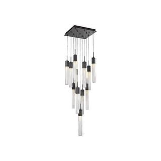 Link to Avenue Lighting HF190513BOADBZ 13 Light Pendant Boa Dark Bronze - One Size Similar Items in Pendant Lights