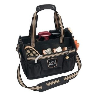 Noble Outfitters Bag Tote EquinEssential Grooming Canvas