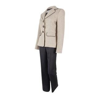 Le Suit Women's Monte Carlo Three Buttons Pants Suit