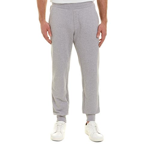 J.Lindeberg Throw Sweatpant - Lt Grey Melange - S
