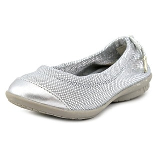 Hush Puppies Chase Youth Round Toe Synthetic Ballet Flats