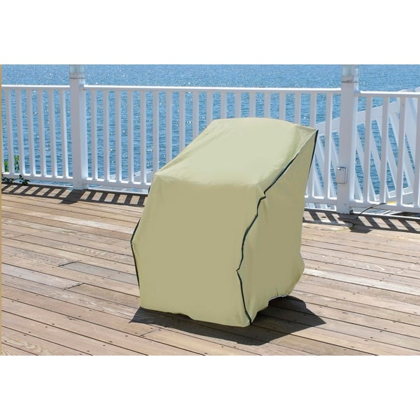 Vinyl Furniture Outdoor: Shop Durable Outdoor Patio Vinyl Chair Cover