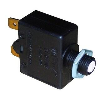 Paneltronics Thermal Push To Reset Circuit Breaker-10 Amp-SP, CE Compliant - 001-153