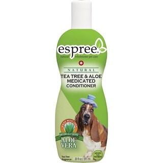 Espree Tea Tree & Aloe Medicated Conditioner, 20 oz