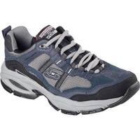 Skechers Men's Vigor 2.0 Trait Cross Training Shoe Navy/Gray