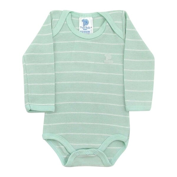 Baby Bodysuit Unisex Infant Striped Bodysuit Style Pulla Bulla Sizes 0-18 Months