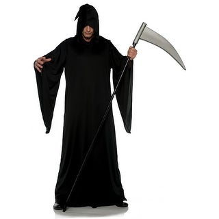 Grim Reaper Men's Costume - Black