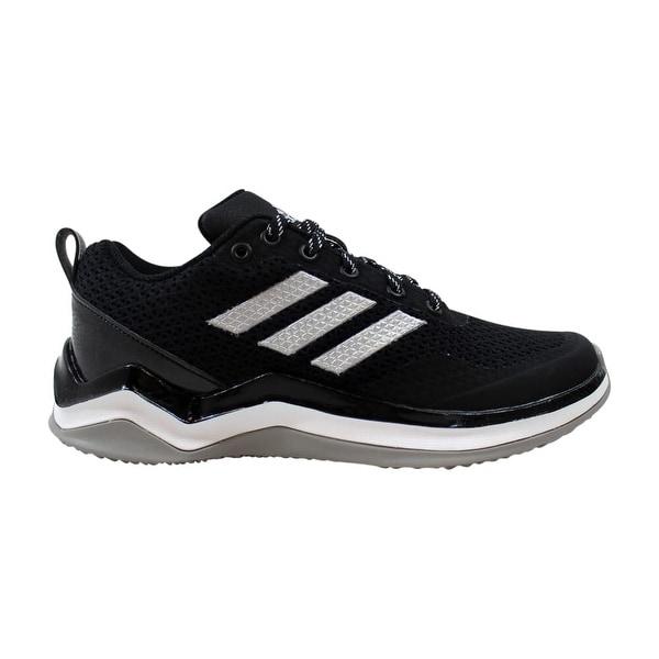 Shop Adidas Speed Trainer 3K Core BlackSilver Metallic