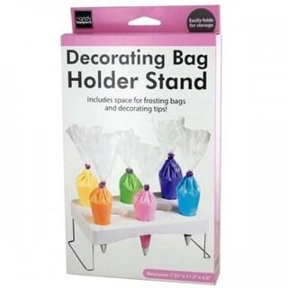 Handy Helpers KL18734 Cake Decorating Bag Holder Stand