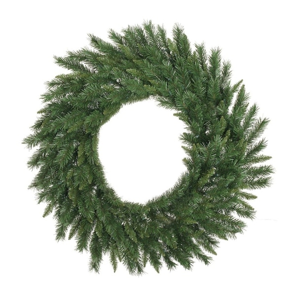 """30"""" Imperial Pine Artificial Christmas Wreaths - Unlit - green"""