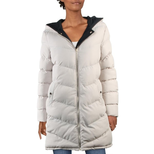 Marc New York by Andrew Marc Womens Liberta Parka Coat Winter Reversible. Opens flyout.