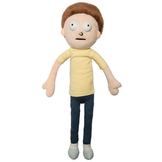 "Rick and Morty 8.5"" Plush Doll Morty"