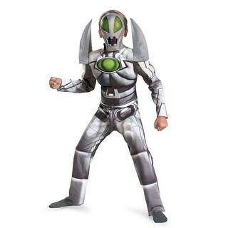 Boys Metanoid Redakai Cartoon Halloween Costume