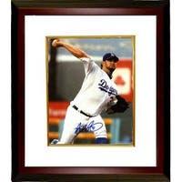 Brad Penny signed Los Angeles Dodgers 8x10 Photo Custom Framed