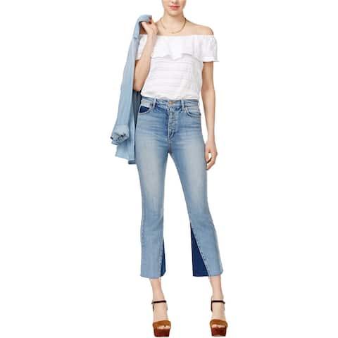 Joe's Womens Debbie Cropped Jeans
