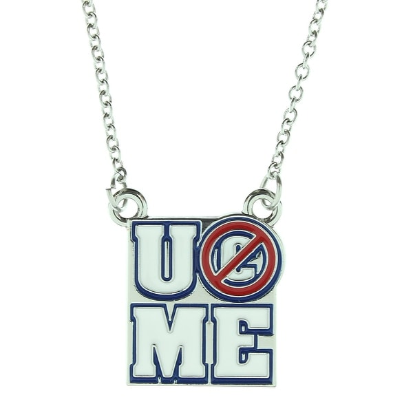 "WWE John Cena "" You Can't See Me"" Necklace"