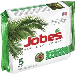 Jobes 01010 Palm Tree Fertilizer Spikes, 10-5-10
