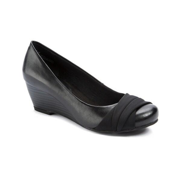 Wear.Ever. Davie Women's Heels Black