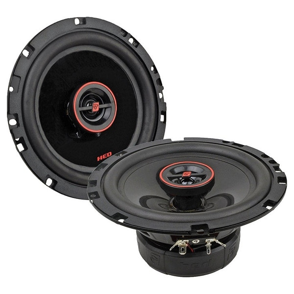 "CERWIN-VEGA MOBILE H7652 HED(R) Series 2-Way Coaxial Speakers (6.5"", 320 Watts max)"