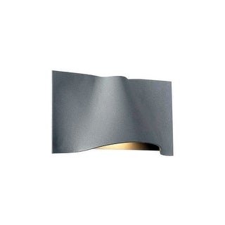Modern Forms WS-89612 Secret 1 Light LED ADA Compliant Wall Sconce - 6 Inches Tall