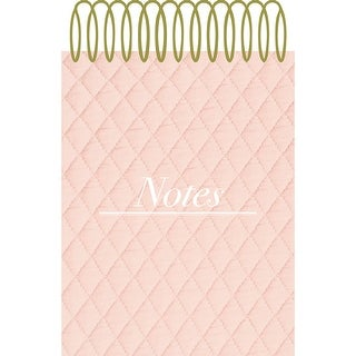 Kaiser Style Chunky Notepad-Chic