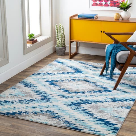 Lyle Eclectic Southwestern Area Rug