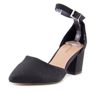 Call It Spring Trivio Women Black Sandals