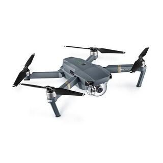DJI Mavic Pro Drone Quadcopter 4K UHD Video w/ Remote & WiFi - CP.PT.000500 Refurbished