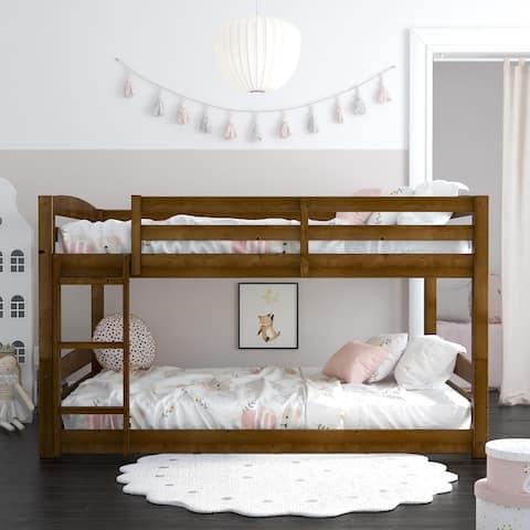 Avenue Greene Nola Full-Over-Full Floor Bunk Bed