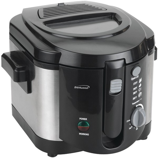 Brentwood Df-720 8-Cup Deep Fryer