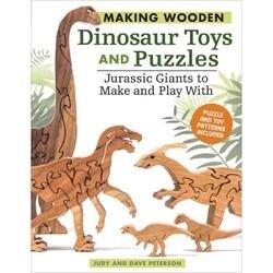 Making Wooden Dinosaur Toys & Puzzles - Fox Chapel